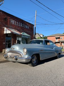 1953 Buick riviera Super hardtop coupe 1953 For Sale