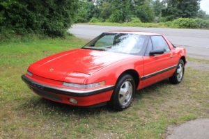 1990 Buick Retta clean Red(~)Tan Auto 90k miles  $7.8k For Sale