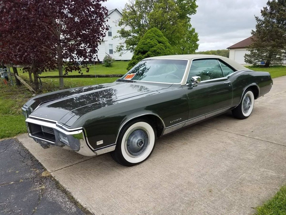 1968 Buick Riviera (Grafton, OH) $28,500 obo For Sale (picture 1 of 6)