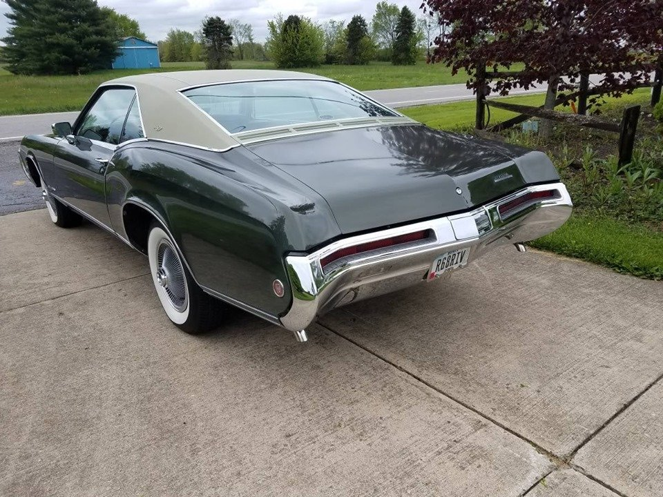 1968 Buick Riviera (Grafton, OH) $28,500 obo For Sale (picture 2 of 6)
