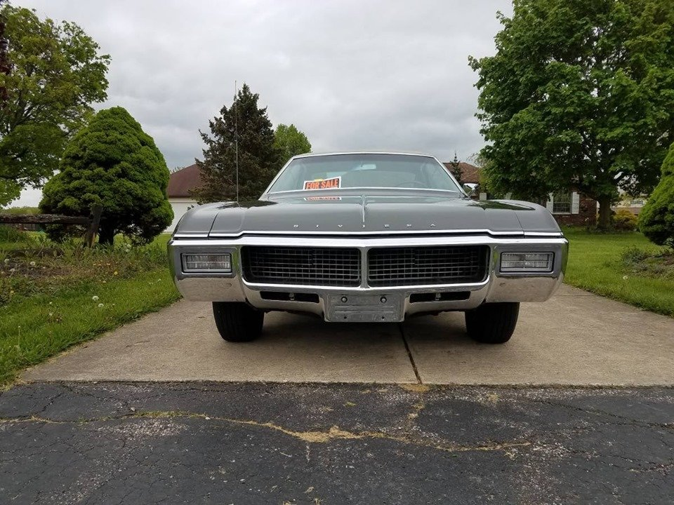 1968 Buick Riviera (Grafton, OH) $28,500 obo For Sale (picture 6 of 6)