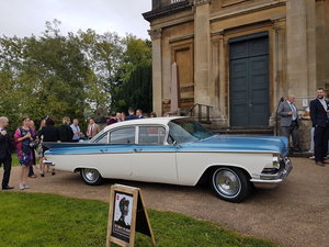 1959 Buick Le Sabre Ex wedding car