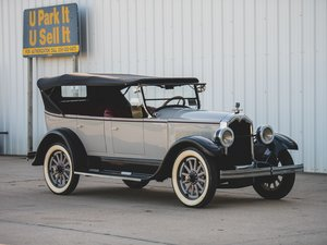 1925 Buick Model 25S Standard Six Sport Touring