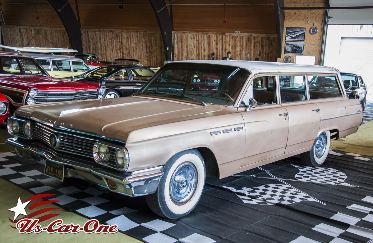 1963 Buick Le Sabre Wagon '63 *Restorationobject* For Sale (picture 1 of 6)