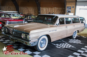 Buick Le Sabre Wagon '63 *Restorationobject*