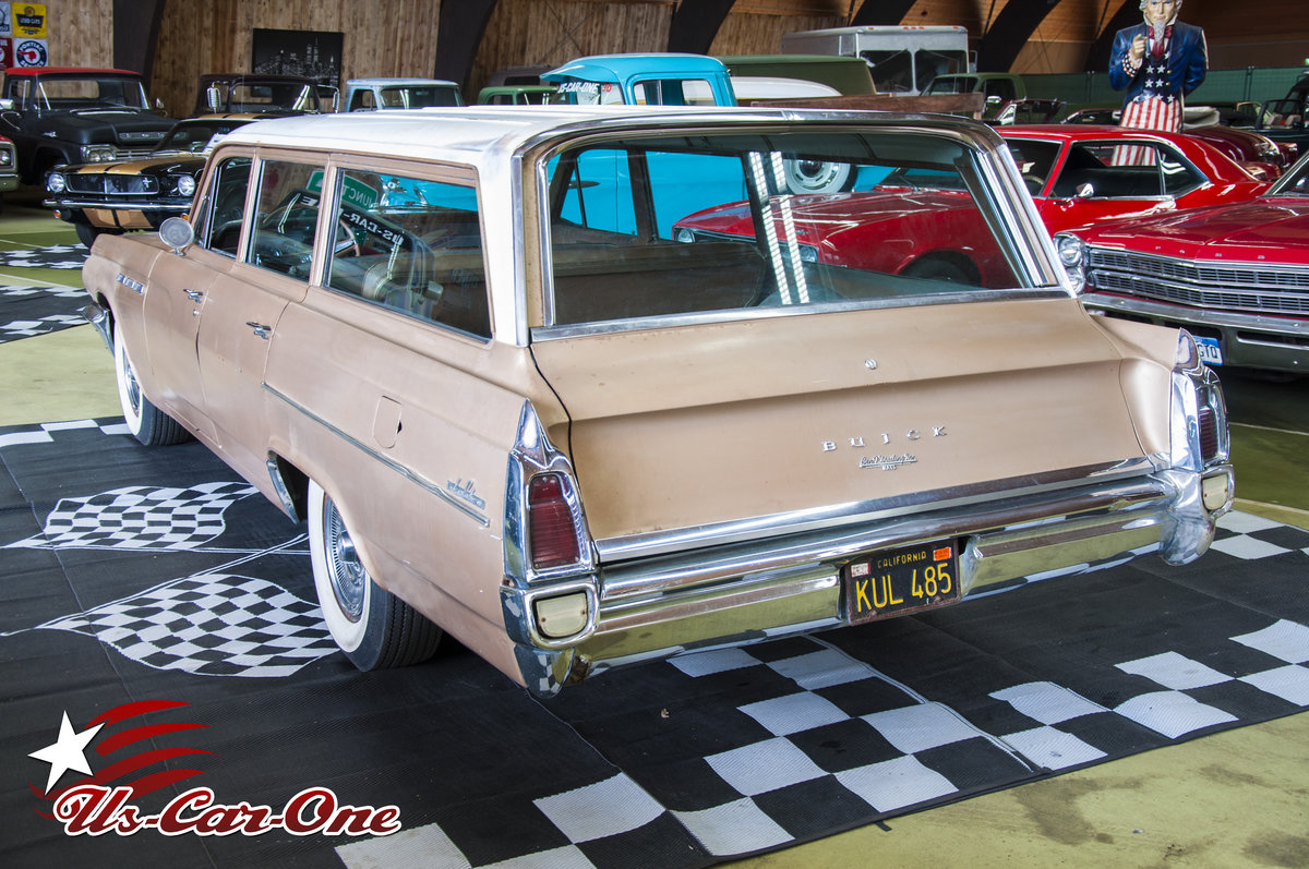 1963 Buick Le Sabre Wagon '63 *Restorationobject* For Sale (picture 2 of 6)