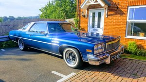 1976 Buick LeSabre Limited Edition 5.7 V8 Auto Coupe