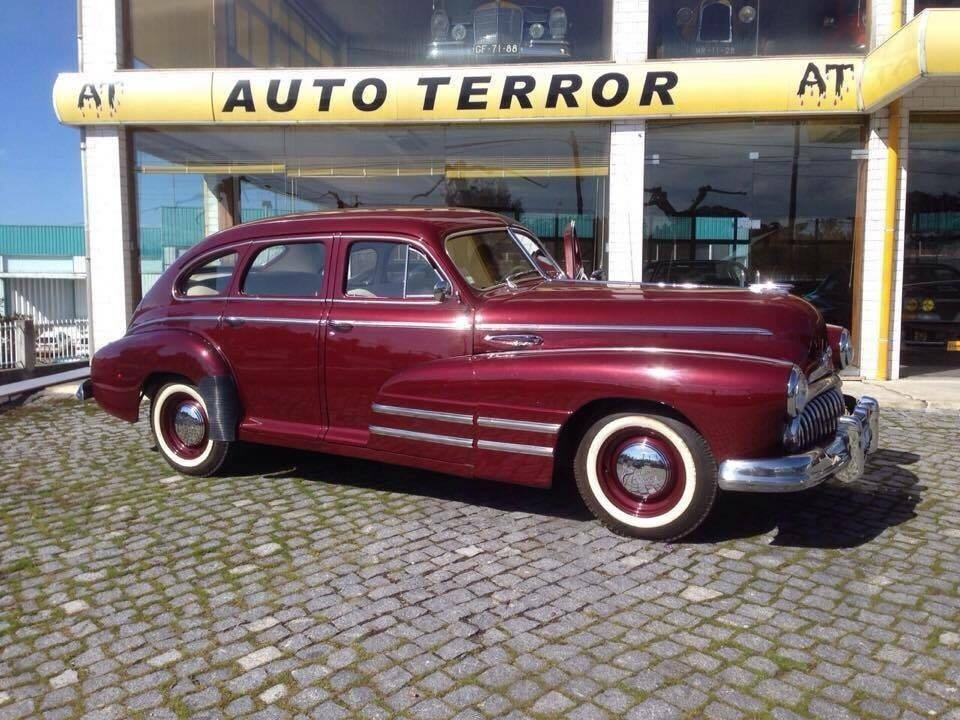 1948 Buick Eight 41 For Sale (picture 1 of 6)