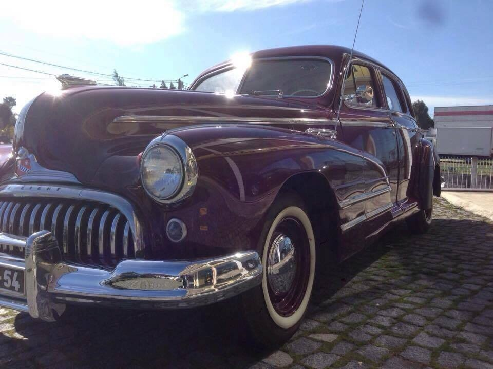 1948 Buick Eight 41 For Sale (picture 2 of 6)