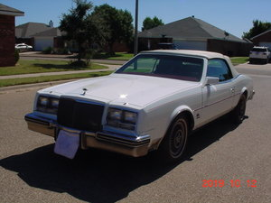1984 Riviera one of only 47 made For Sale