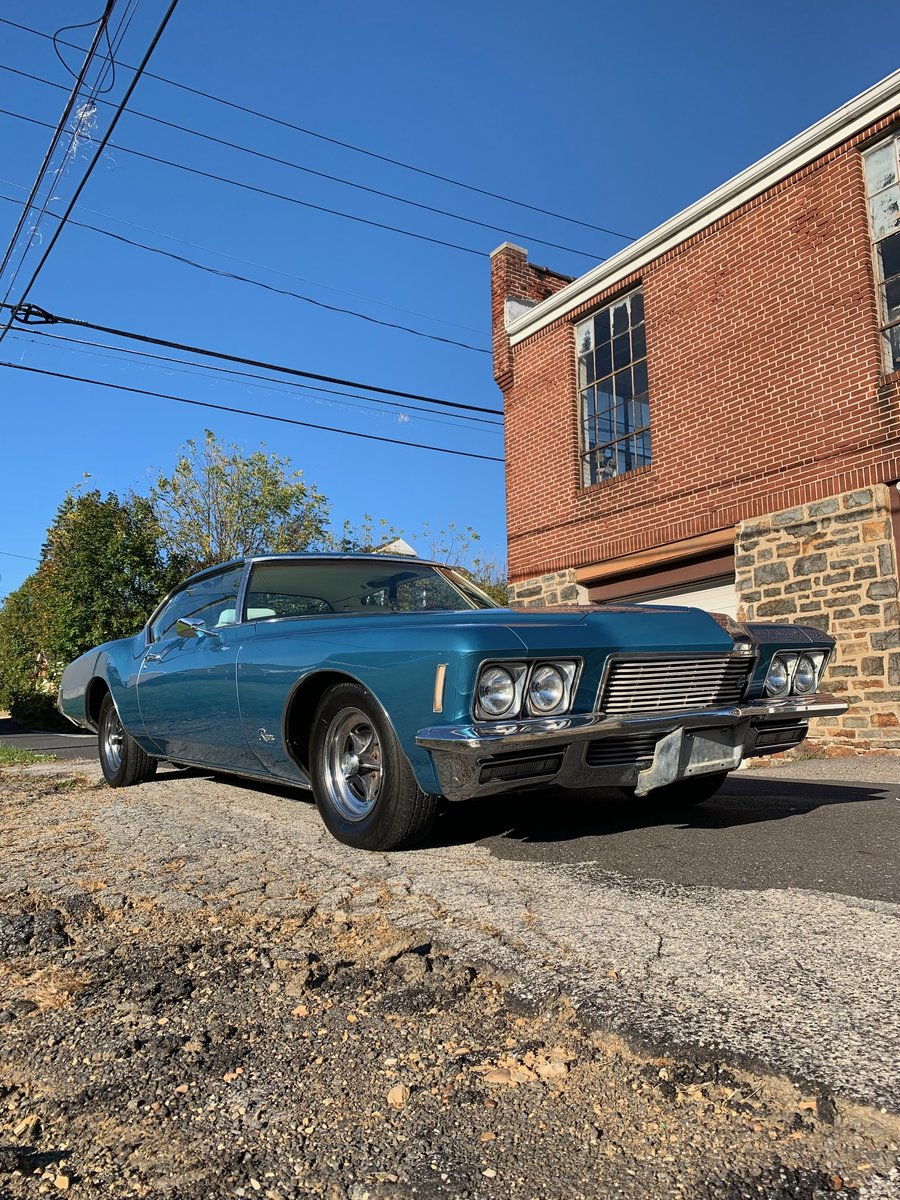 1971 Buick riviera For Sale (picture 1 of 6)