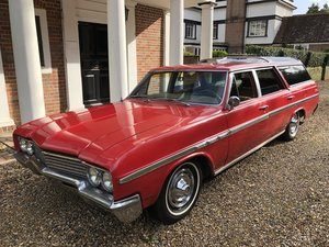 1965 BUICK SPORTWAGON SKYROOF STATION WAGON V8 AUTO PS PB PW For Sale