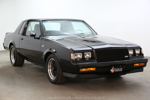 1984 Buick Grand National For Sale