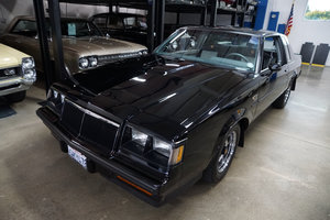 1986 Buick Regal Grand National with 11K orig miles For Sale