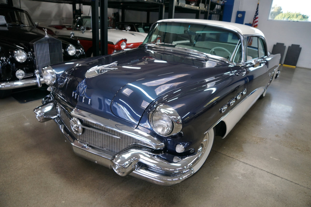 1956 Buick Super 322/355HP V8 2 Dr Hardtop SOLD (picture 1 of 6)