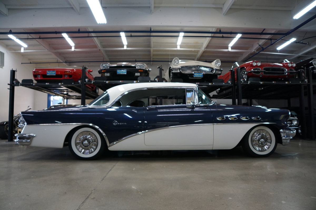 1956 Buick Super 322/355HP V8 2 Dr Hardtop SOLD (picture 2 of 6)