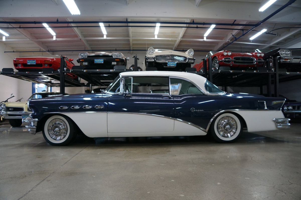 1956 Buick Super 322/355HP V8 2 Dr Hardtop SOLD (picture 3 of 6)