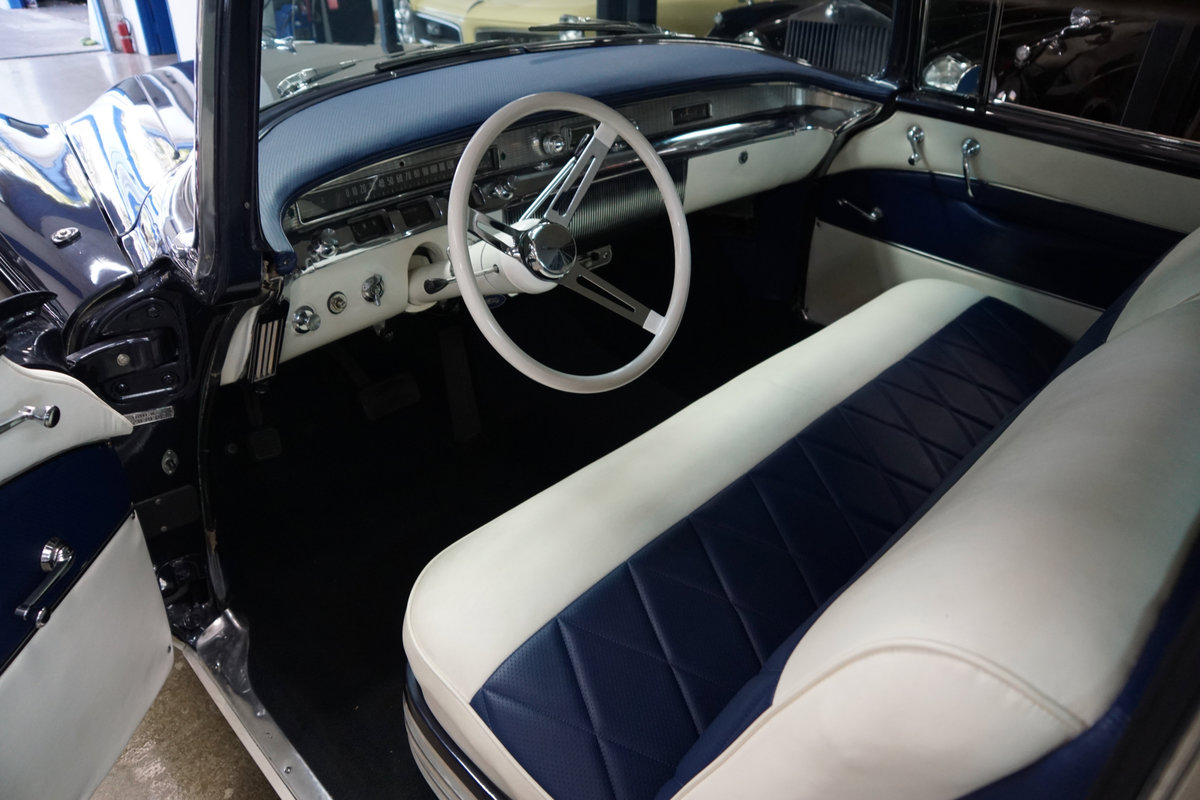 1956 Buick Super 322/355HP V8 2 Dr Hardtop For Sale (picture 5 of 6)