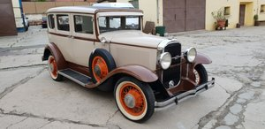 1931 Buick 8 cylinder in roadworthy condition Prewar