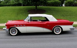 1956 Buick Super Convertible Rare Full Restored Winner $99.9