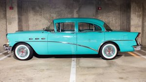 1956 Buick Special HardTop Full Restored V-8 AT Green $