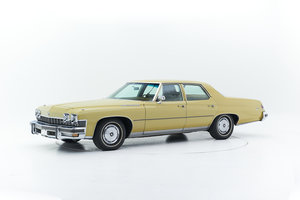 1974 BUICK LE SABRE LUXUS for sale by auction For Sale by Auction