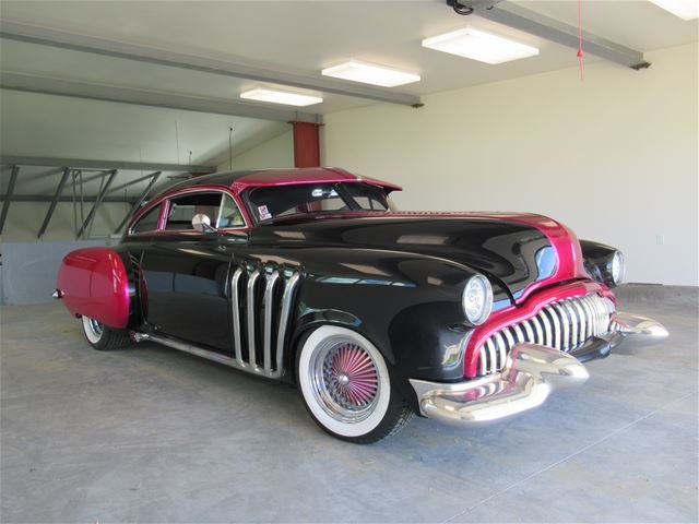 1949 Buick Century 2DR For Sale (picture 2 of 6)