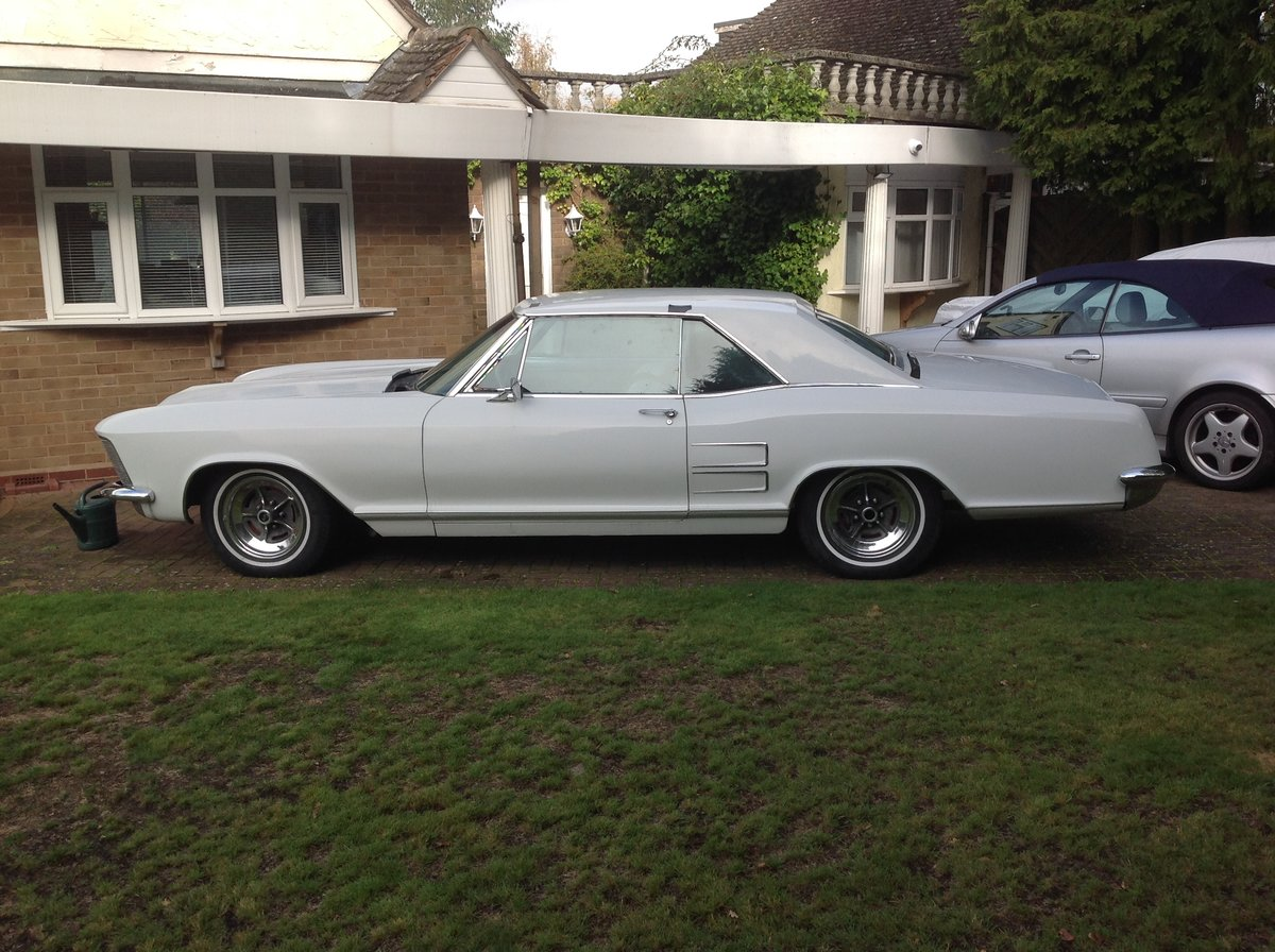 1963 Buick Riviera Sound rust free California classic For Sale (picture 2 of 6)