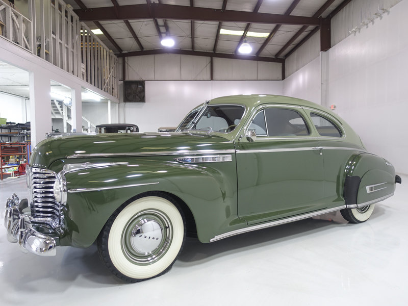 1941 Buick Eight Special Series 40 Sedanette For Sale (picture 1 of 6)