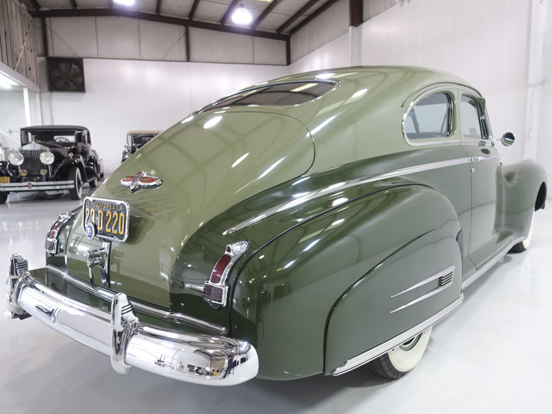 1941 Buick Eight Special Series 40 Sedanette For Sale (picture 2 of 6)