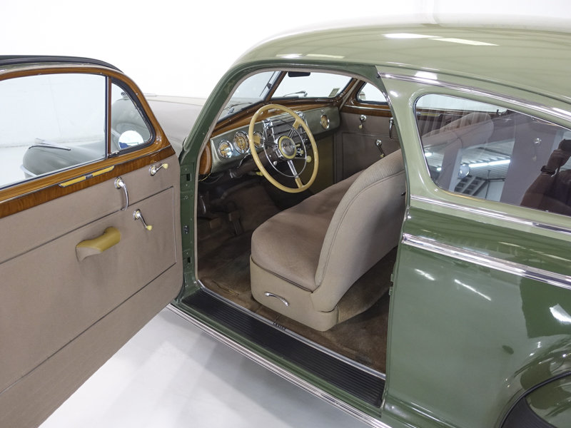 1941 Buick Eight Special Series 40 Sedanette For Sale (picture 3 of 6)