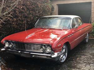 1961 Buick Invicta bubbletop v8 For Sale