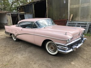 1958 BUICK LIMITED COUPE - SUPER RARE - 1 OF 1026 For Sale