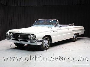 1962 Buick Invicta Convertible '62