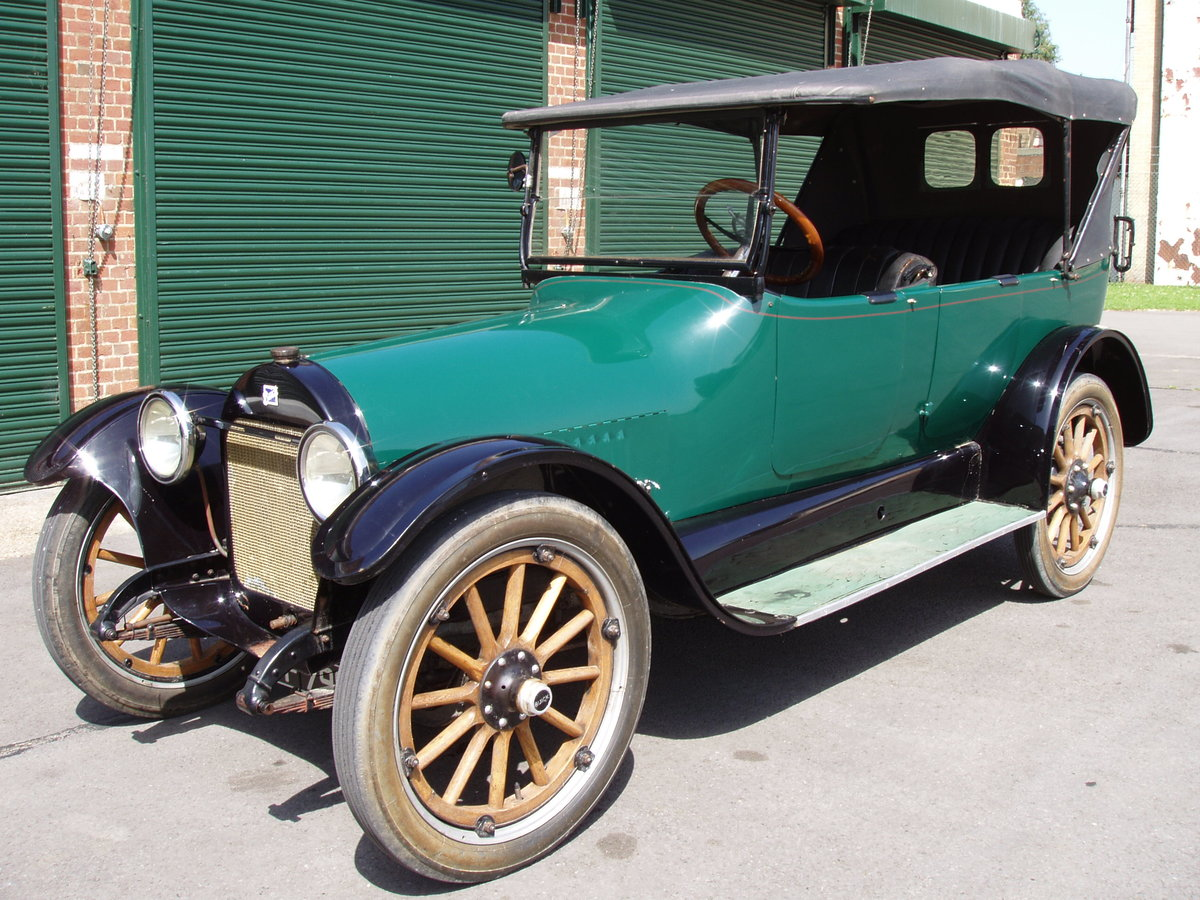1918 Buick Model E-6-45 4/5 seat tourer For Sale (picture 1 of 6)