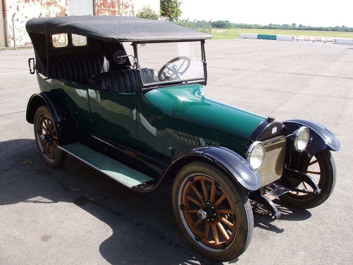1918 Buick Model E-6-45 4/5 seat tourer For Sale (picture 2 of 6)