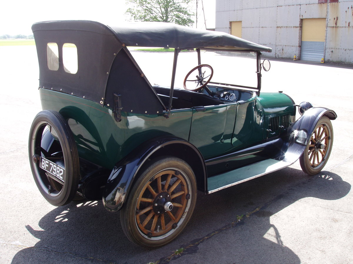 1918 Buick Model E-6-45 4/5 seat tourer For Sale (picture 3 of 6)
