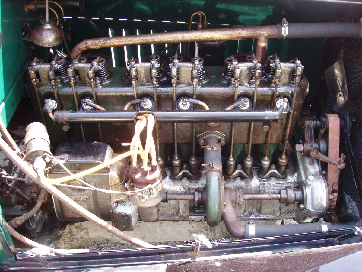 1918 Buick Model E-6-45 4/5 seat tourer For Sale (picture 5 of 6)