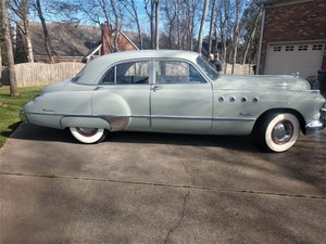 1949 Buick Roadmaster Beautifully Restored For Sale