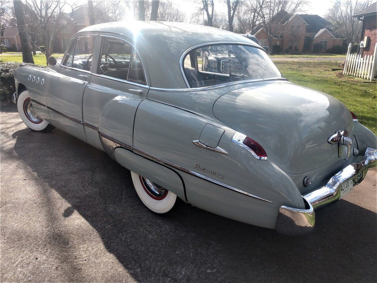 1949 Buick Roadmaster Beautifully Restored For Sale (picture 3 of 6)