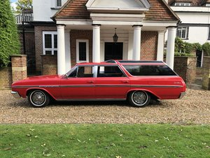 1965 BUICK SPORTWAGON SKYROOF STATION WAGON V8 AUTO PS PB PW