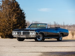 1970 Buick Wildcat Convertible  For Sale by Auction