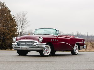 1955 Buick Roadmaster Convertible  For Sale by Auction
