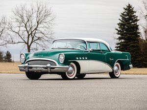 1954 Buick Roadmaster Coupe