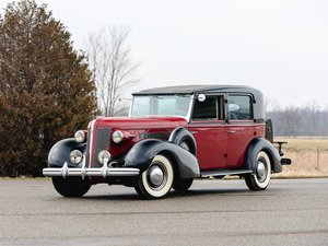 1937 Buick Roadmaster Limousine by Brewster