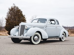 1937 Buick Special Coupe  For Sale by Auction