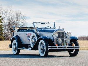 1931 Buick Series 60 65 Phaeton