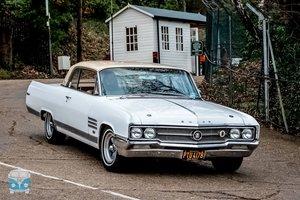1964 Buick Wildcat, big block 4 speed.
