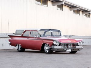 1959 Buick Invicta Station Wagon Custom