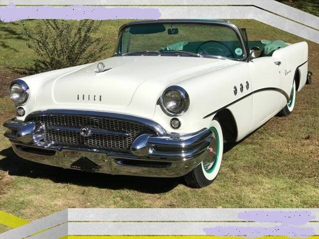 1955 Buick Special Convertible For Sale (picture 1 of 1)